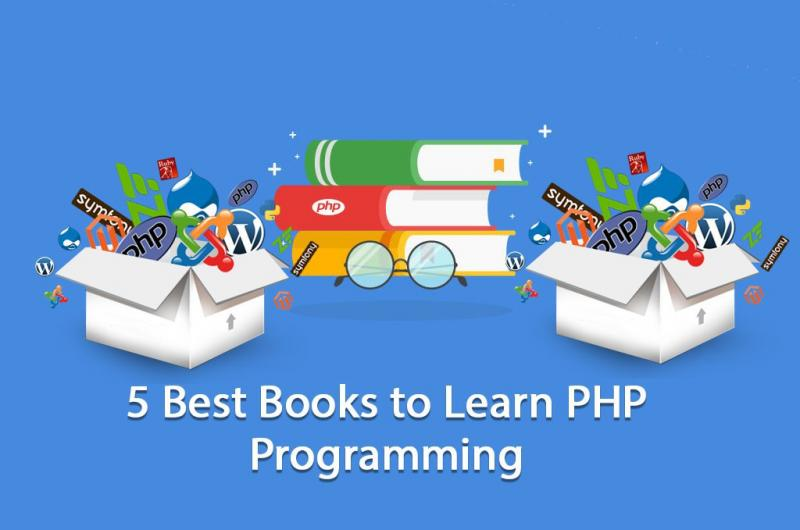 5 Best Books to Learn PHP Programming