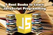 5 Best Books to Learn JavaScript Programming