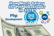How much salary for PHP Developer